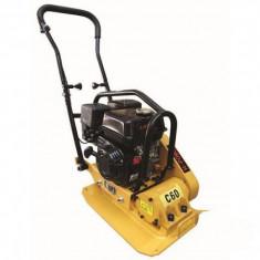 Placa vibro-compactoare unidirectionala 65 kg H-Power - C60L - Placi compactoare
