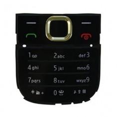 Tastatura telefon mobil - Tastatura telefon Nokia 2700 neagra + auriu