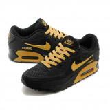 Adidasi Nike AIR MAX AIRMAX 90 Negru-Auriu. NEW COLLECTION. Livrare imediata!