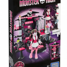 Beyblade - Set Figurina Mega Bloks MONSTER HIGH VAMPTASTIC ROOM - CNF80