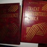 Carte Medicina - TRATAT DE GASTROENTEROLOGIE 2 VOL=1693PAGINI=AN 1996=O.PASCU/M.GRIGORESCU