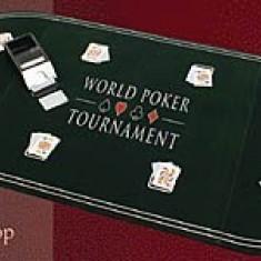 Blat masa de poker 10 jucatori Premium - Masa de joc poker