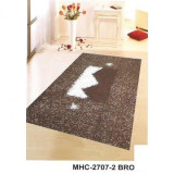 Covor poliester MHC-2707-2 BROWN - 200 x 300 cm