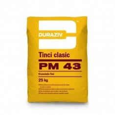 Tinci clasic Duraziv PM 43 - 25 kg - Ciment