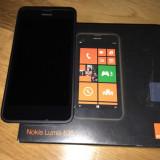 Nokia Lumia 635 - Telefon Nokia, Negru, Orange, 1 GB