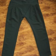 Pantaloni dama, Lungi - Pantaloni superbi italieni cu tur putin lasat LA CONTESSA S/M