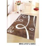 Covor lana MHC-2727-2 BROWN - 140 x 200 cm