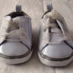 Pantofi copii, Fete, Cauciuc - Pantofi din lac fetite marimea 17 (3 - 9 luni) - NOU