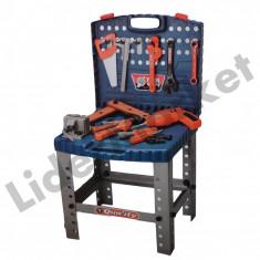 Banc de scule pentru copii cu bormasina electrica - Scule si unelte