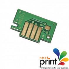 CHIP - compatibil cartus cerneala CANON PFI102Y - Chip imprimanta