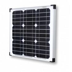 Panou Solar Fotovoltaic Monocristalin 30 W - Panouri solare