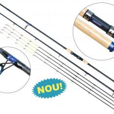 Lanseta fibra de carbon Absolute Feeder Baracuda 3, 9 metri - Actiune: A: <180g., Lansete Feeder si Piker