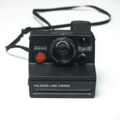Aparat Foto cu Film Polaroid - Polaroid Land Camera 2000