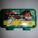 Pelete/ alice arma aer comprimat Gamo Rocket Destructor cal. 4, 5 - 24 lei