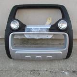 Bullbar inox cu proiectoare compatibil VW AMAROK 2010->