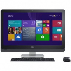 Sisteme desktop fara monitor - Dell All-in-One Dell XPS 27, 27' (2560 X 1440) IPS TOUCH, Intel Core i7-4770S (3.10GHz, 1600Mhz, 8M), vid