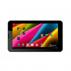 LARK Tableta LARK Evolution X2 3G 7 inch 1.2 GHz Dual Core 1GB RAM 4GB WiFi GPS Android 4.4 Blac