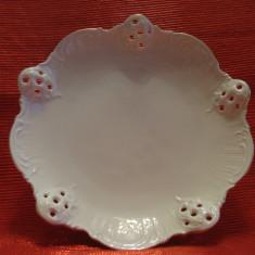 FARFURIE / FRCUTIERA PORTELAN ROSENTHAL CLASSIC ROSE MODEL MOLIERE 19 CM