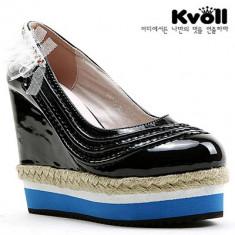Pantofi dama - CH1151 Incaltaminte - Pantofi cu platforma