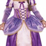 CLD10-10 Costum Halloween copii - printesa Rapunzel - Costum copii