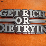 P A F T A GET RICH OR DIETRYIN