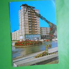 Carti Postale Romania dupa 1918, Circulata, Printata - HOPCT 20693 SUCEAVA -VEDERE DIN CENTRU -JUD SUCEAVA [CIRCULATA]