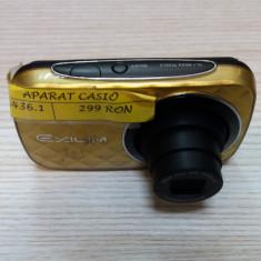 Aparat foto Casio EX-N10 (LM02) - Aparat Foto compact Casio