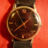 Ceas de mana mecanic marca Carven ,elvetian