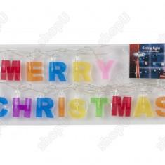 Ornamente Craciun - Ghirlanda Merry Christmas