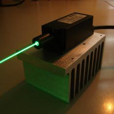 Dioda laser - laser head profesional LASERWORLD 500mW, 532nm OEM, DPSS