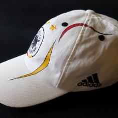 Sapca Barbati - Basca Adidas Deutscher Fusball-Bund; marime universala, reglabila; ca noua