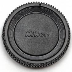 Capac aparat Nikon - Capac Obiectiv Foto