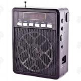Media player - Radio portabil cu card si stick MD-93U