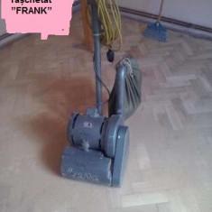 """Mașină rașchetat parchet """"FRANK""""- Austria - Slefuitor"""