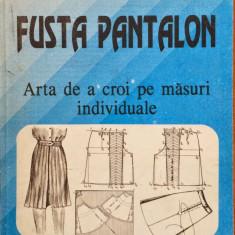 FUSTA PANTALON - Eugenia Creanga-Barlad