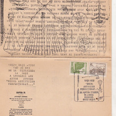 Bnk fil Plic ocazional - Iasi - 1852-1952 - 140 ani de la tiparirea ....