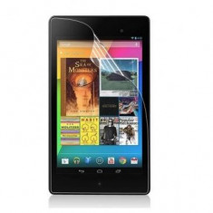Folie protectie ecran Asus Google Nexus 7 Transparenta (Pachet 5 Bucati)