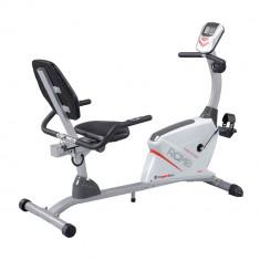 Bicicleta fitness - Bicicleta magnetica recumbent inSPORTline Varis