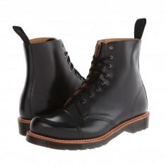Ghete barbati Dr. Martens Charlton 8-Eye Toe Cap Boot | Produs 100% original, import SUA, 10 zile lucratoare - z11911