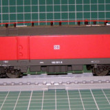 Locomotiva electrica BR182 Taurus marca Piko scara HO(3771) - Macheta Feroviara, 1:87, Locomotive