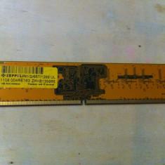 Memorie RAM desktop Zeppelin 1GB DDR2 667MHz bulk