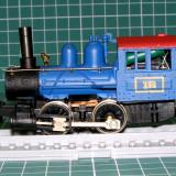 Locomotiva abur RSO- ATEST Z-75145 scara HO(3817) - Macheta Feroviara, 1:87, Locomotive