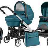 Carucior 3 In 1 Pliko Switch Easy Drive Sportivo - Carucior copii 3 in 1 Peg Perego