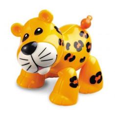 Jucarie Animal Safari First Friends Leopard Tolo - Jucarie zornaitoare TOLO Toys