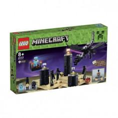 """Legoâ® Minecraftâ""""¢ Dragonul Ender - L21117 - Lego Minecraft"""