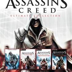 Jocuri PC - Assassins Creed Ultimate Collection Pc