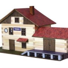 Gara Mare - Walachia - Jocuri Seturi constructie