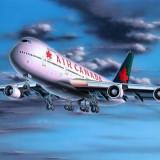 Boeing 747-200 'Air Canada' - Vehicul