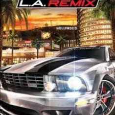 Midnight Club La Remix Psp - Jocuri PSP Rockstar Games