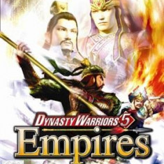 Dynasty Warriors 5 Empires Ps2 - Jocuri PS2